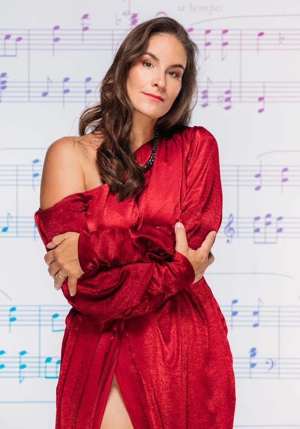 Ana Dežman, hčerka Elde Viler: Šov bo velika izkušnja in še večja šola (foto: POP TV)