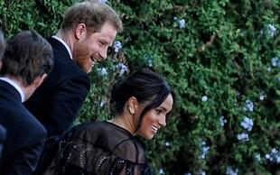Poroka v Rimu: Največ pozornosti pritegnila Meghan in Harry
