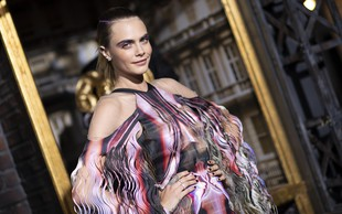 Cara Delevingne je najbolje plačana manekenka na svetu