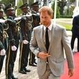 Princ Harry turnejo po Afriki nadaljuje v Malaviju