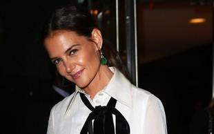Vse ji odlično pristoji: Katie Holmes očarala na filmski premieri