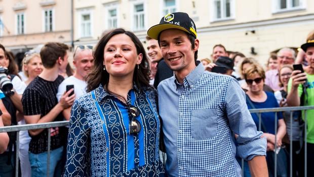 Horoskopsko ujemanje Primoža Rogliča in Lore Klinc (foto: Profimedia)