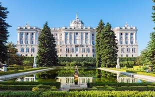 Madrid številni prištevajo med najlepše evropske prestolnice