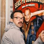 Vid Valič navdušuje v novi komediji Seks po slovensko! (foto: Urška Boljkovac)