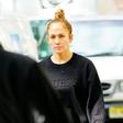 V objektiv ujeli Jennifer Lopez brez šminke