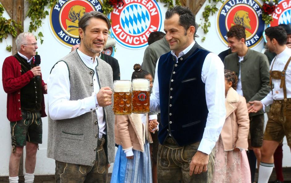 Na Oktoberfestu letos spili 7,3 milijona litrov piva (foto: Profimedia)