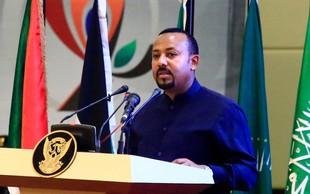 V Oslu podelili Nobelovo nagrado za mir, prejel jo je etiopski premier Abiy Ahmed