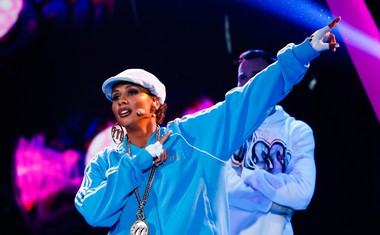 Petra Zore je postala legendarna raperka Missy Elliott.