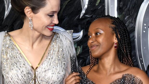 14-letna hčerka Angeline Jolie s svojim nakitom osvaja svet (foto: Profimedia)