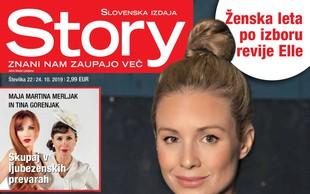 Iva Krajnc Bagola za revijo Story: V resnici sem precej sramežljiva