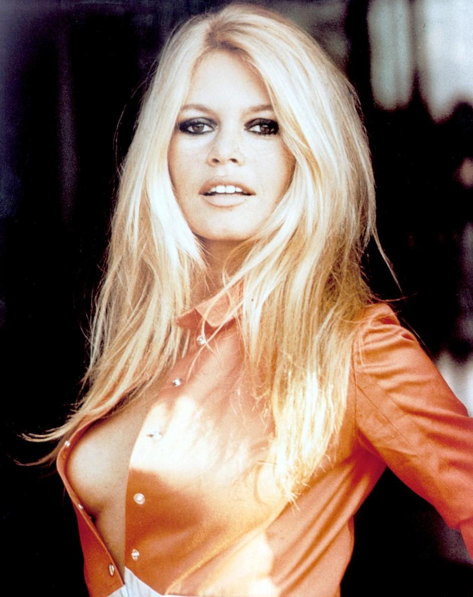 Brigitte Bardot nekje okoli leta 1970. (foto: Profimedia)