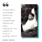 Mnogi so s pomočjo metode Access Bars® »vstali od mrtvih«. (foto: Access Bars Press)