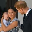 Meghan Markle in princ Harry razkrila ljubek nadimek za svojega malega princa
