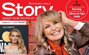 Zvezdana Mlakar za revijo Story: Moja velika želja je, da pripeljem Oprah