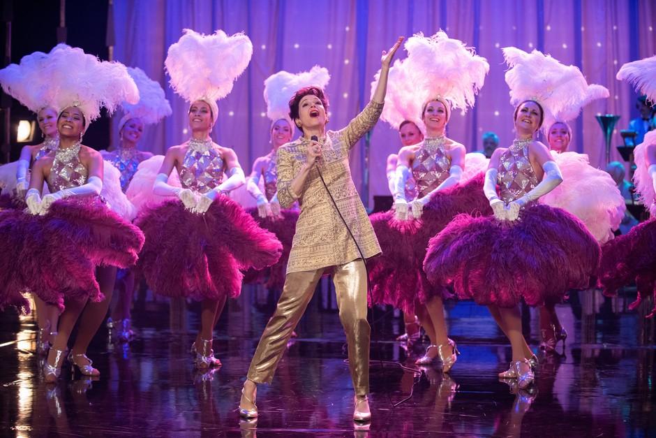 Na velika platna prihaja biografska glasbena drama o legendarni Judy Garland (foto: promocijski material)