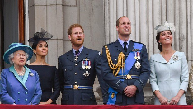 Nekaj stvari, ki jih mogoče niste vedeli o kraljevi družini (foto: Profimedia)