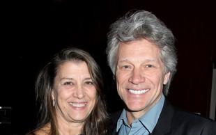 Jon Bon Jovi že 30 let nor na ženo