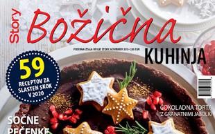 Story Božična kuhinja: 59 receptov za slasten skok v 2020