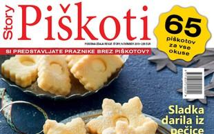 Story Piškoti: 65 piškotov za vse okuse