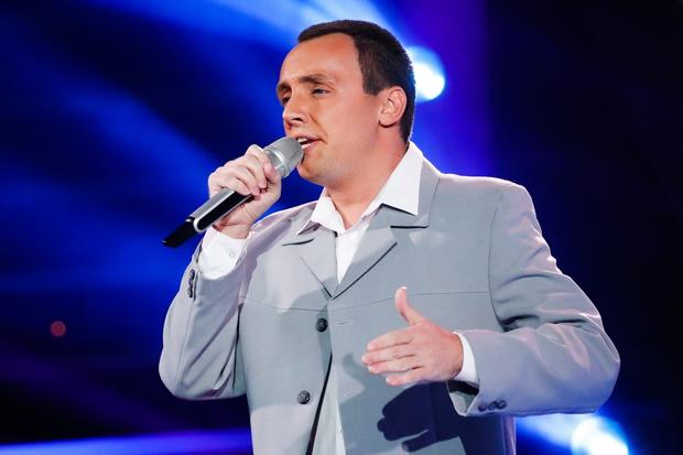 Nace Junkar komentiral vehementni nastop 'sina' Alexa Volaska (foto: Miro Majcen / POP TV)