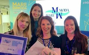 Lisca v Cannesu prejela prestižno mednarodno nagrado