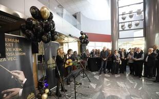 Nova KBM v Ajdovščini in Mariboru pripravila prestižna dogodka