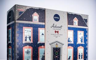 NOVO: Božično-novoletni darilni seti NIVEA in Labello