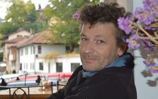 Marjan Žiberna: Kdor hodi, ne teče