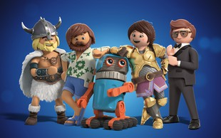 Decembra v kinu: Playmobil film