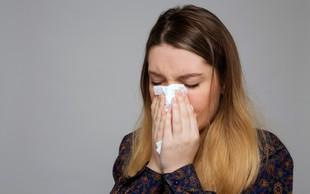 Prehlad je najbolj nalezljiv v prvih treh dneh