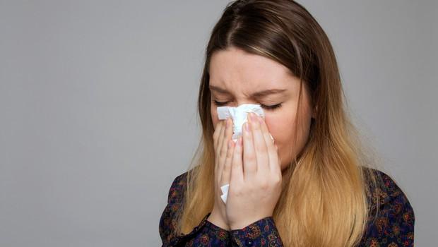 Prehlad je najbolj nalezljiv v prvih treh dneh (foto: Profimedia)