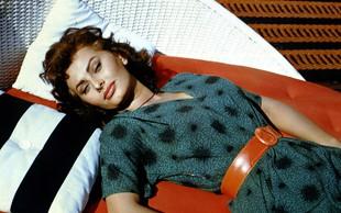 Lepotne skrivnosti Sophie Loren: Prisega na olivno olje