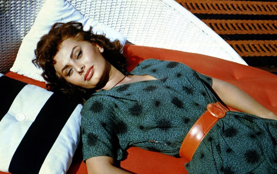 Lepotne skrivnosti Sophie Loren: Prisega na olivno olje (foto: Profimedia)