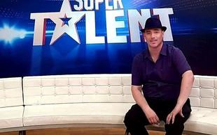 Damiano Roi znova prepričal in se uvstil v finale hrvaškega šova Supertalent