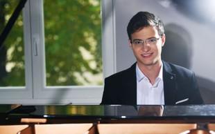 Tega strastnega mladega pianista bomo zagotovo videli še na mnogih svetovnih odrih