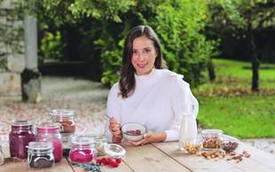 Živa Pogačnik - ustvarjalka trendov hitro pripravljenih zdravih obrokov