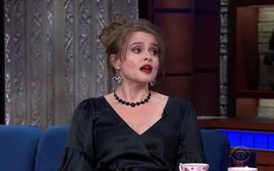 Igralka Helena Bonham Carter je dala vojvodinji Meghan Markle zlata vreden nasvet