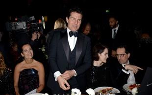 Tom Cruise presenetil: Je za njegovo obrazno mimiko kriv botoks?