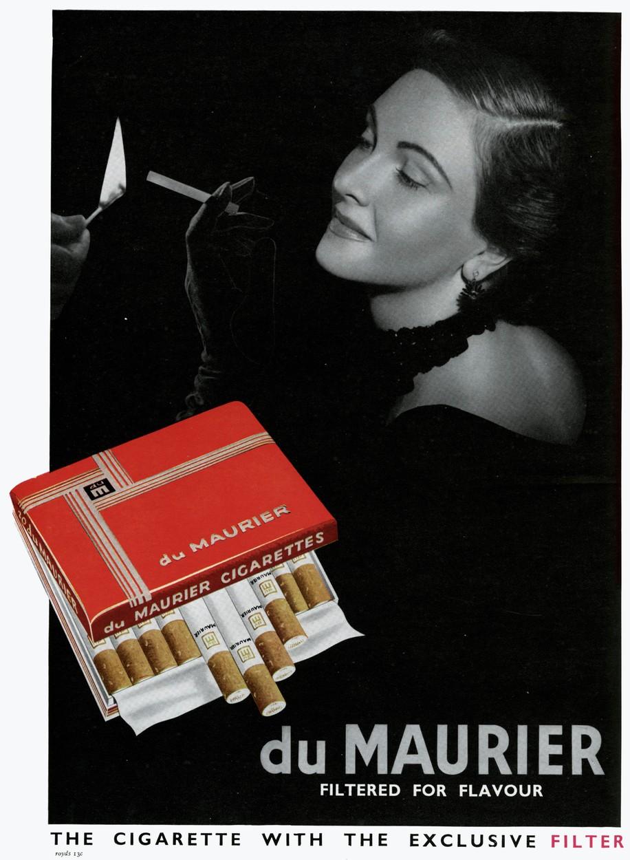 cigaretni oglas