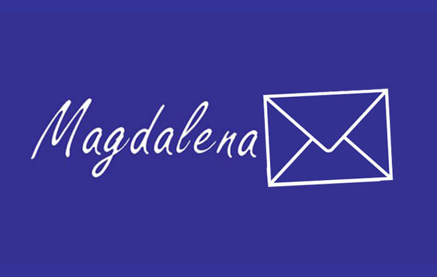 Magdalena za revijo Lady