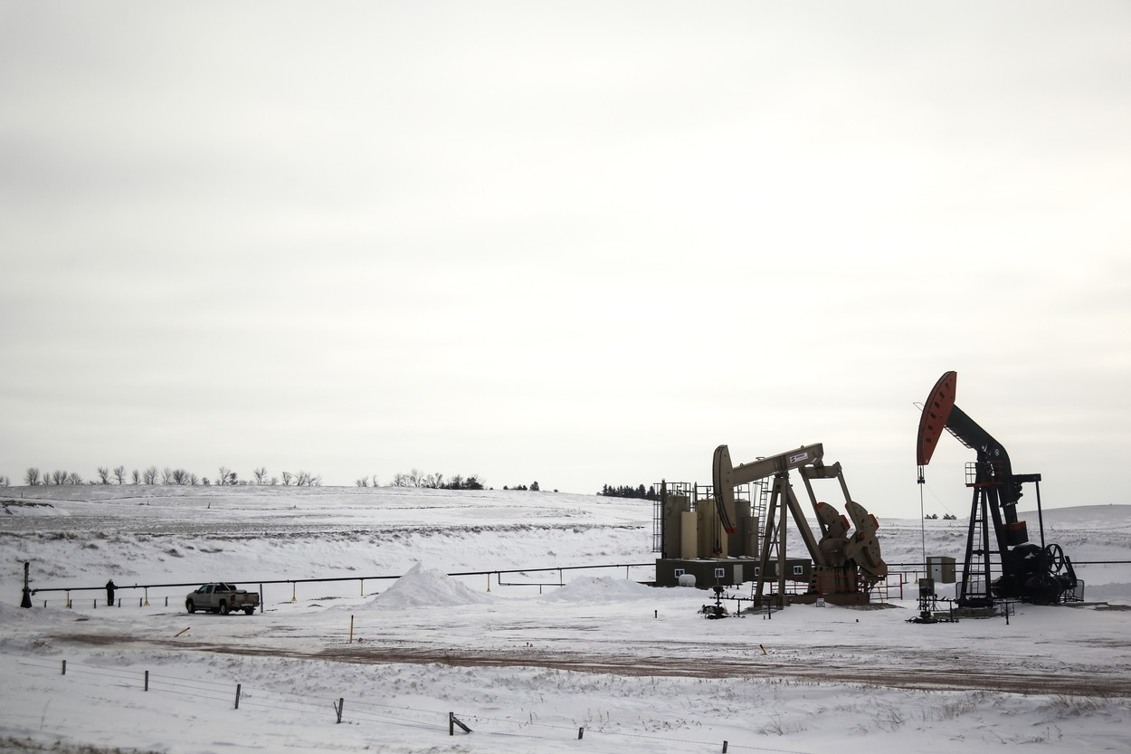 nafta, Dakota