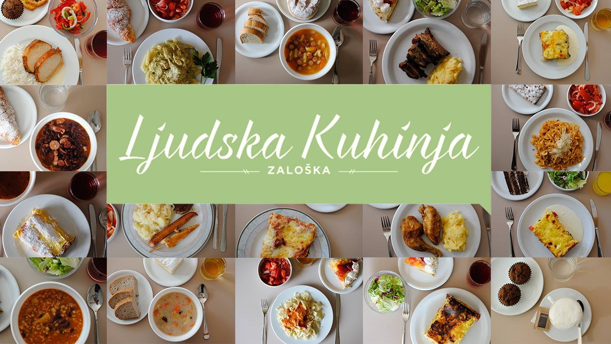 ljudska kuhinja