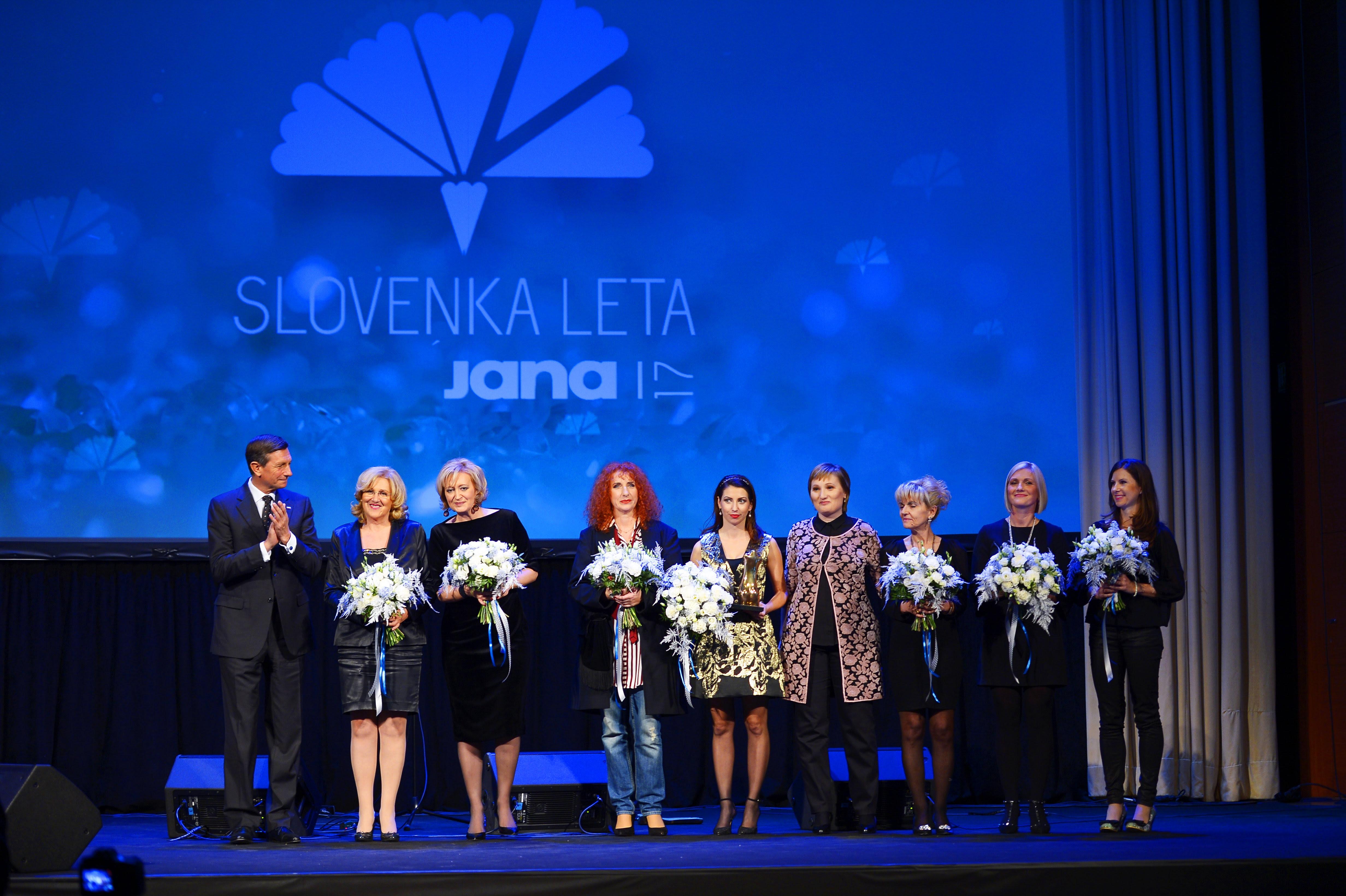Slovenka leta 2017. Foto: Primož Predalič