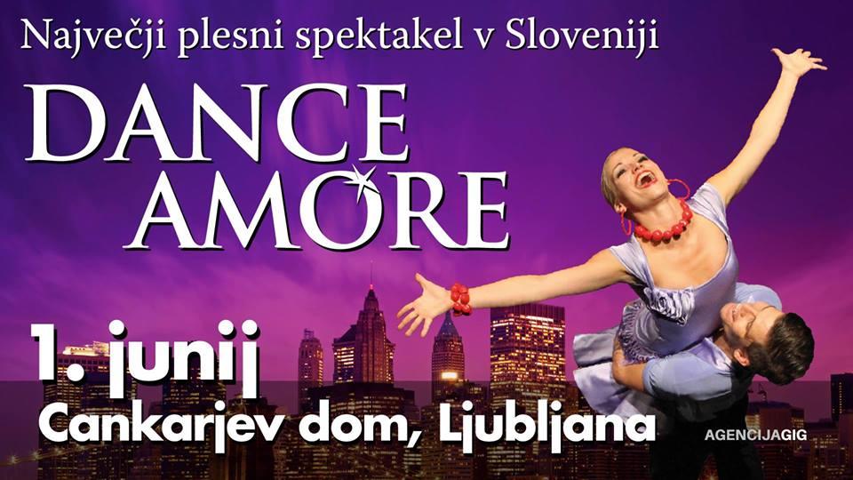 dance amore